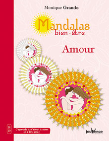 Mandalas Amour - Monique Grande