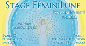 Stage Féminilune - Monique Grande